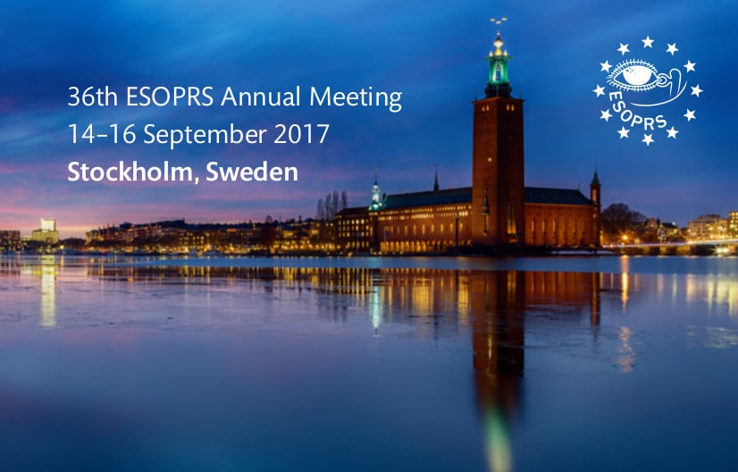 36th ESOPRS Annual Meeting 1